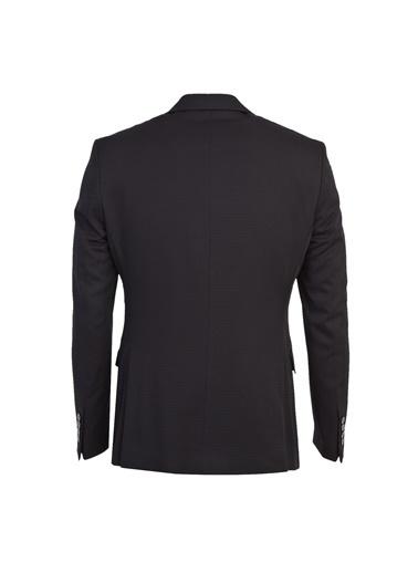 Kiğılı Ceket Siyah